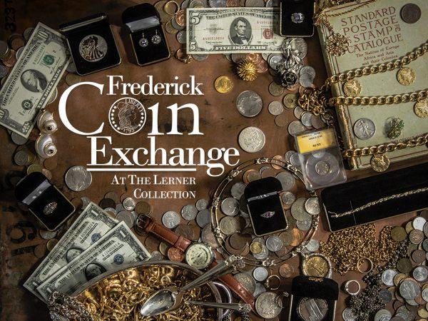 Coins, Gold & Silver Bullion, Collectibles - Frederick Coin Exchange